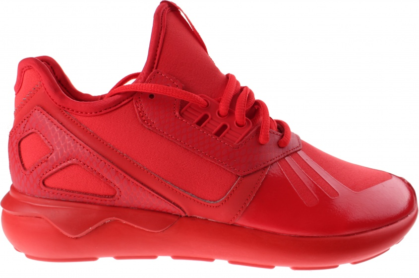 adidas sneakers Tubular Runner unisex rood maat 44