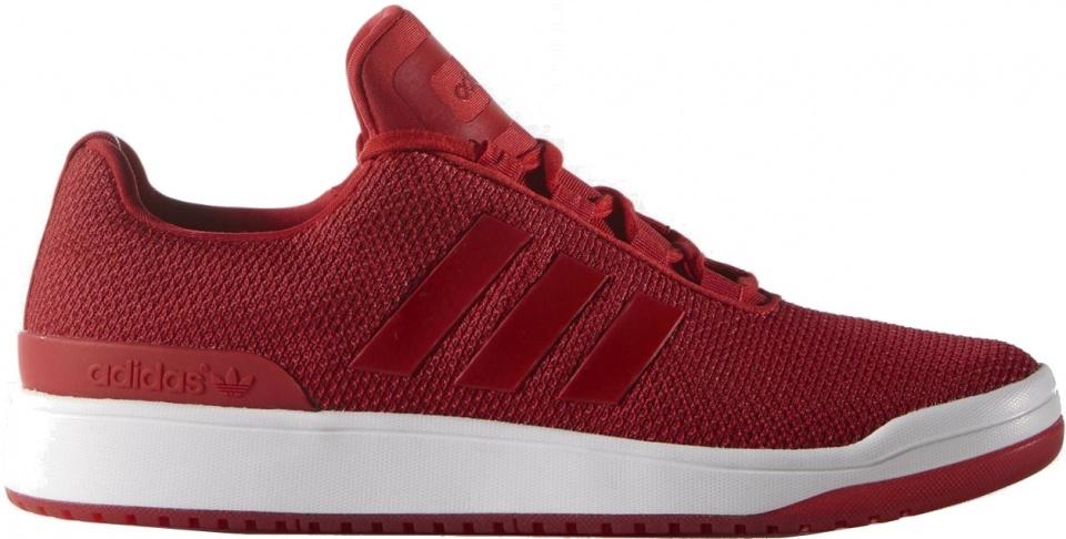 adidas sneakers Veritas LO heren rood mt 40 2-3