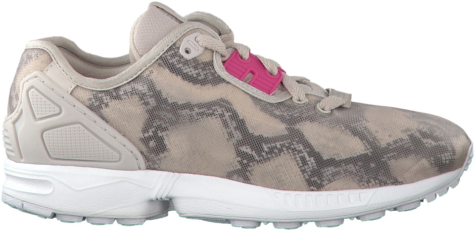 adidas sneakers ZX Flux Decon dames grijs maat 37 1-3