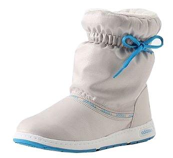 adidas Snowboots F38605 dames grijs-blauw maat 40