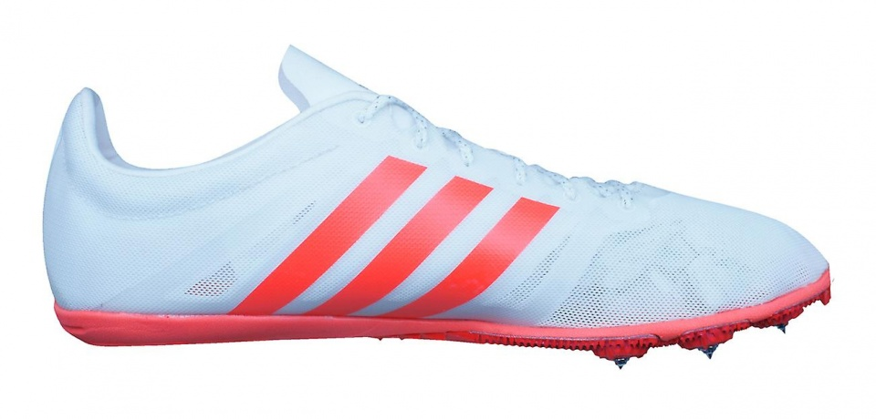 adidas adizero Ambition 3 Schoenen, Wit, 42, Male, Track And Field