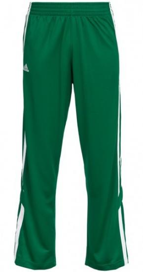 Adidas Sportbroek Lang E Kit 2.0 Snap heren groen maat XXXXL