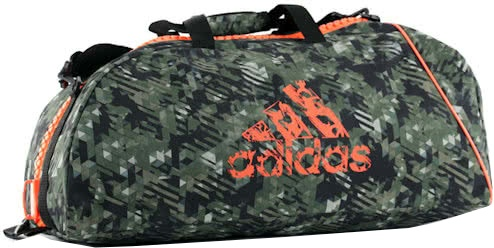 Adidas Super Boxing Sporttas Camo