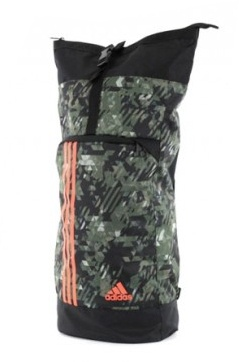 Adidas Training Military Sporttas Camouflage