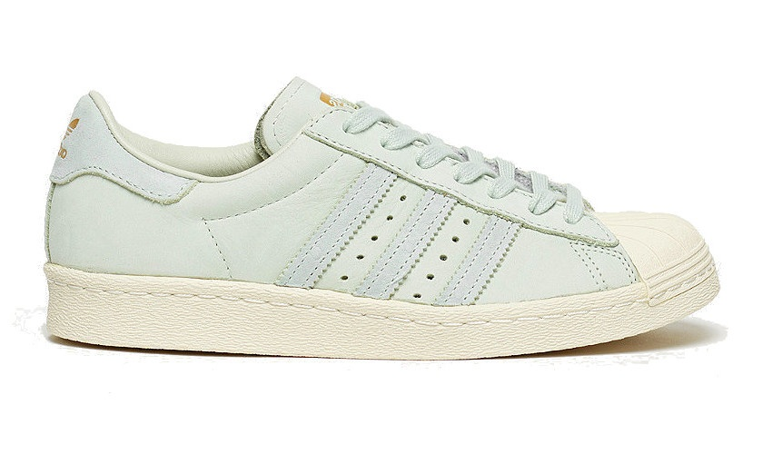 Sport Dames Internet Adidas Groen Superstar Sneakers 80s amp;casuals QdtsrCh
