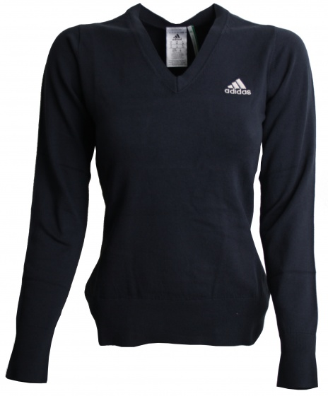 adidas sweater Jumper dames donkerblauw maat 50
