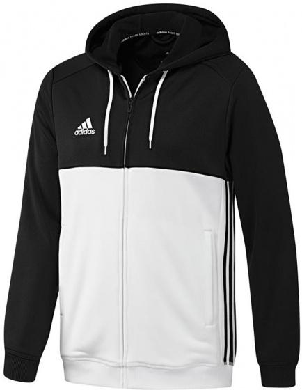 adidas T16 Hoodie, Zwart, XL, Male, Indoor
