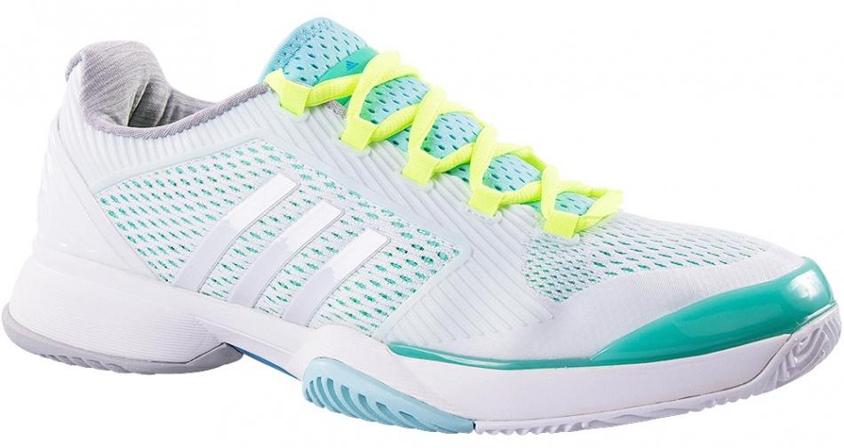 adidas tennisschoenen Barricade 2015 dames wit maat 36 2-3