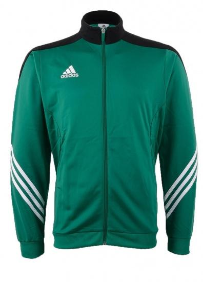 Adidas Trainingspak Sereno 14 Pes Heren Groen-Zwart Maat S