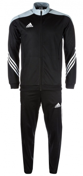 adidas trainingspak Sereno 14 zwart heren maat XL