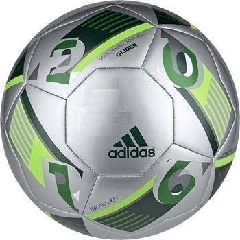 adidas voetbal Euro 16 Glider zilver maat 5