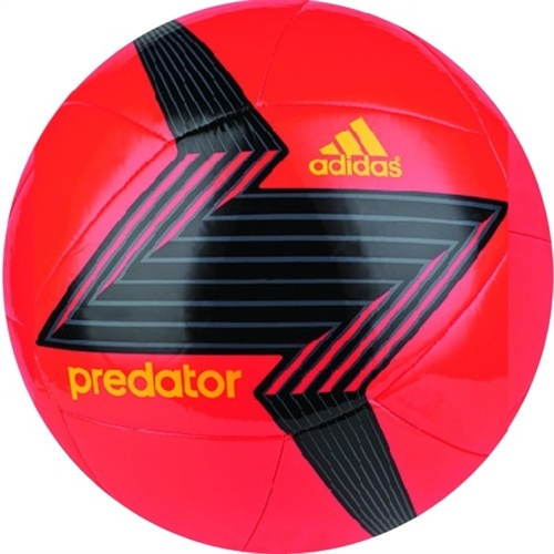 adidas voetbal Predator Glider rood maat 5