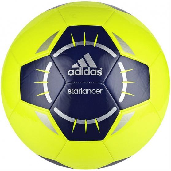adidas voetbal Starlancer IV geel maat 5