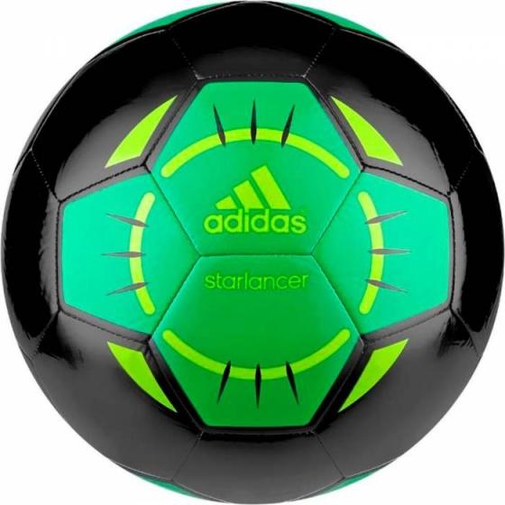 adidas voetbal Starlancer IV zwart-groen maat 5