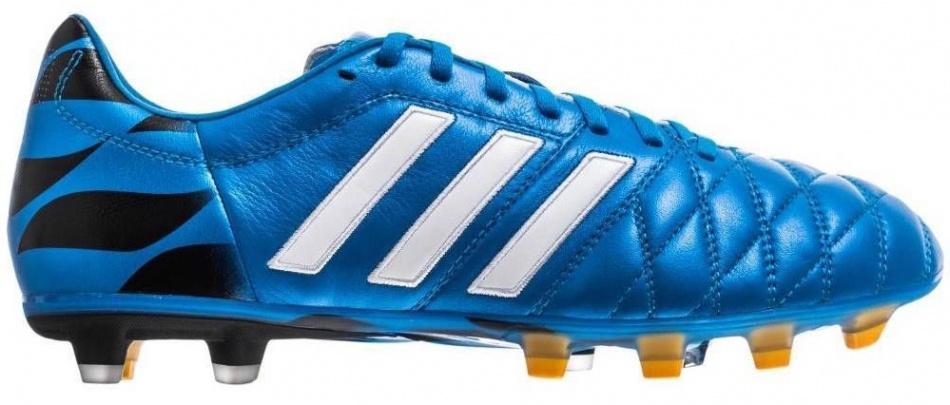 adidas voetbalschoenen 11 Pro FG heren blauw maat 39 1-3