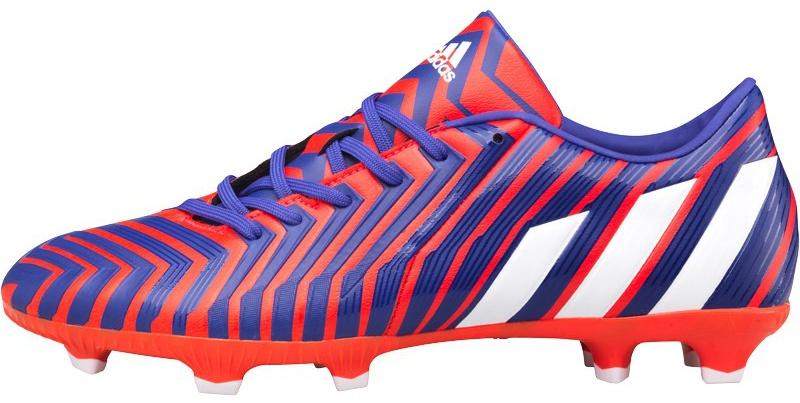 Adidas Voetbalschoenen Absolado Instinct AG heren paars-rood mt 40 2-3