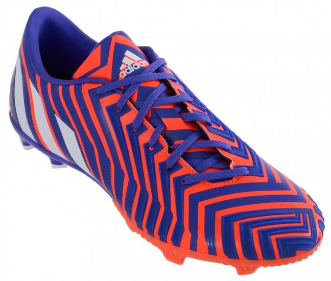 Adidas Voetbalschoenen Absolion Instinct FG heren paars-rood mt 40 2-3