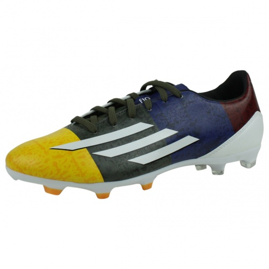 Adidas Voetbalschoenen F10 FG Messi Multicolor Maat 40 2-3