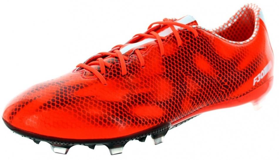 Adidas Voetbalschoenen F30 FG oranje heren maat 40