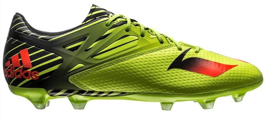 adidas voetbalschoenen Messi 15.2 heren groen maat 39 1-3