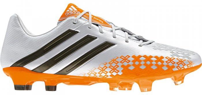 adidas voetbalschoenen Predator LZ TRX FG heren wi-or mt 40