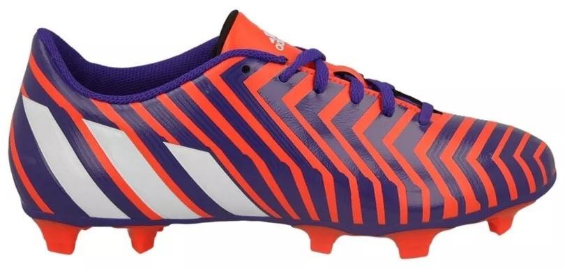 Adidas Voetbalschoenen Predito Instinct FG heren paars-rood mt 39 1-3
