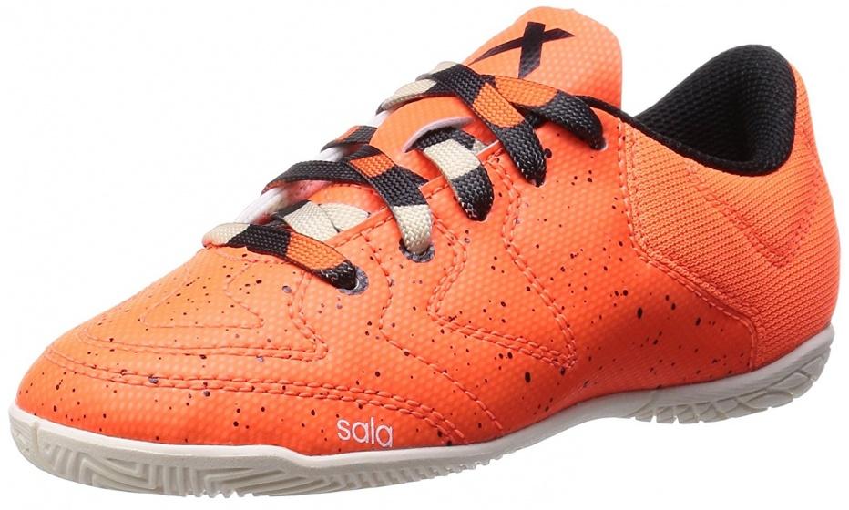 adidas zaalvoetbalschoenen X 15.3 CT junior oranje mt 30