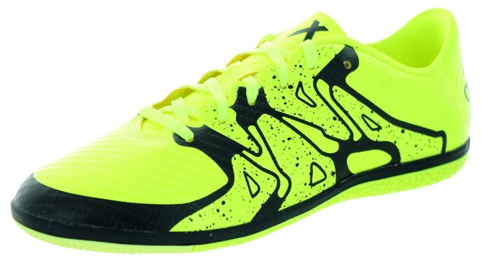 adidas zaalvoetbalschoenen X 15.3 in junior groen maat 30