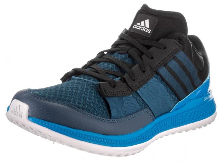 adidas ZG Bounce Trainer hardloopschoenen heren blauw mt 40
