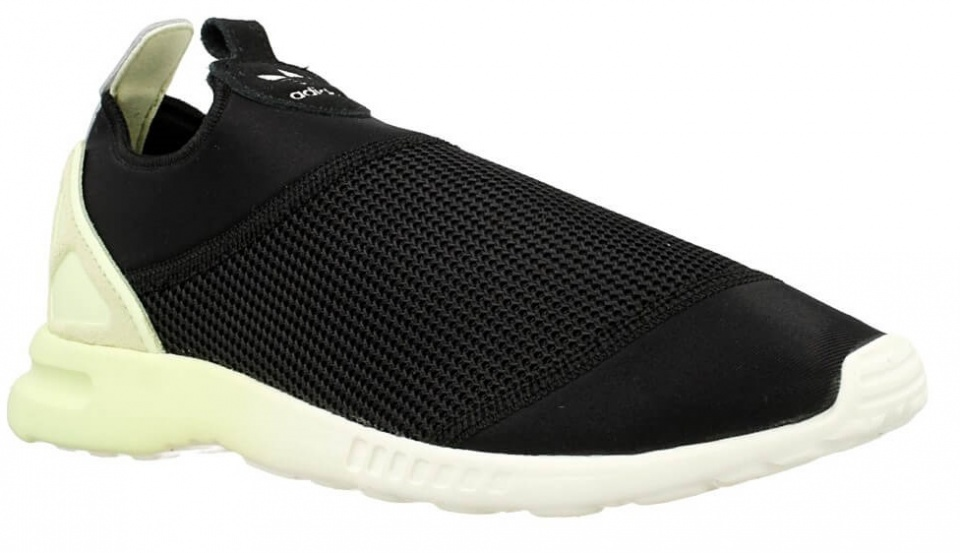 adidas ZX Flux ADV Smooth dames sneakers zwart maat 43 1-3