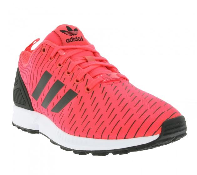 adidas ZX Flux heren sneakers roze-zwart maat 41 1-3