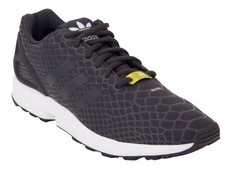 adidas ZX Flux Techfit heren sneakers grijs maat 40