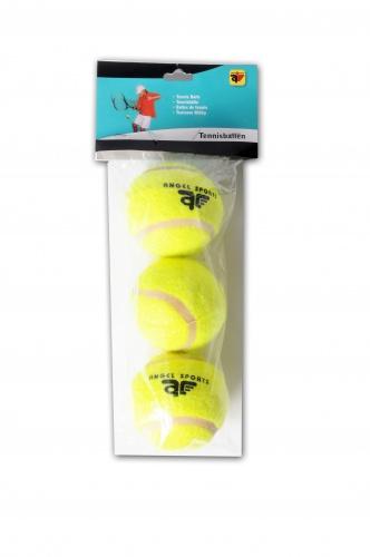 Tennisballen 3 stuks in zak