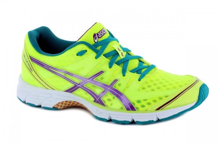 1deb8bfc6729 ASICS running shoes Gel DS Racer 9 women yellow - Internet-Sport Casuals