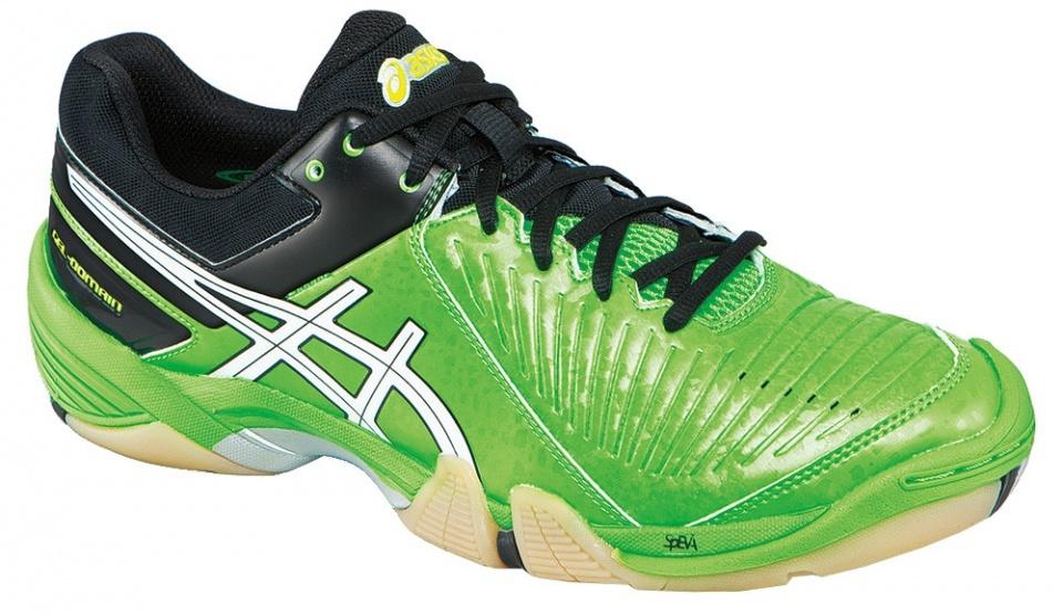 Asics handbalschoenen Gel Domain 3 heren groen maat 44,5