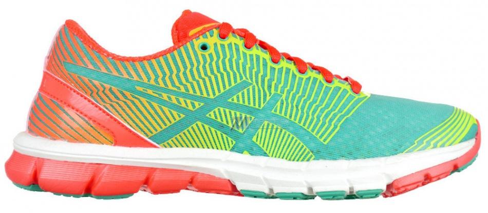 Asics Chaussures De Course Gel Femmes Gr / Taille Ro 39,5
