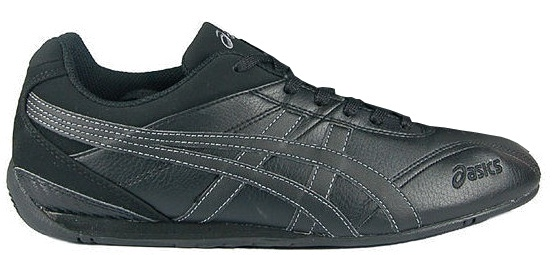 ASICS Shihan Sneakers Heren Zwart Maat 6 (39)
