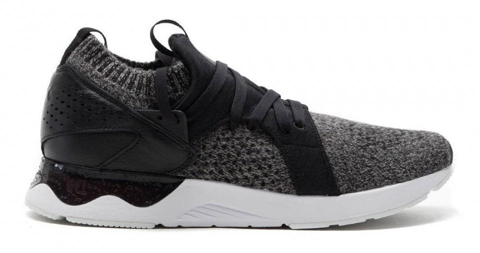 ASICS sneakers Gel Lyte V heren grijs-zwart maat 40