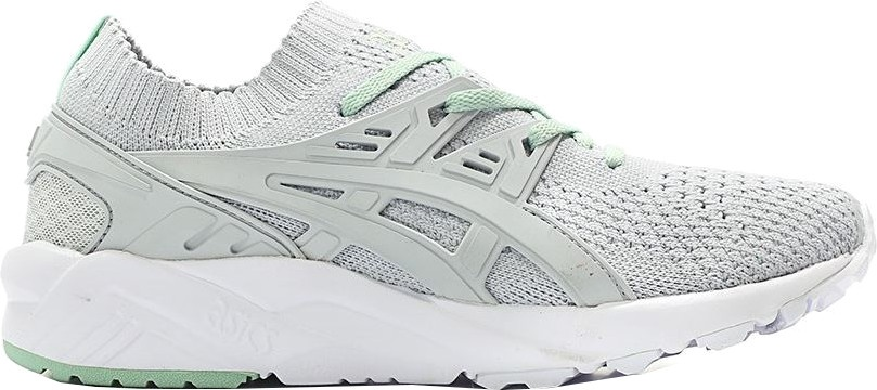 ASICS sneakers Gel Kayano Trainer Knit dames grijs maat 37