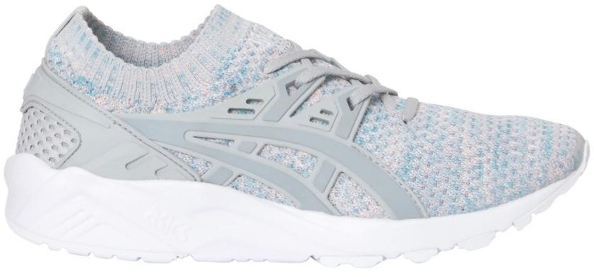 ASICS sneakers Gel Kayano Trainer Knit heren grijs maat 39,5