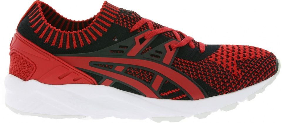 ASICS sneakers Gel Kayano Trainer Knit heren rood-zwart maat 40