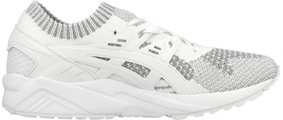 ASICS sneakers Gel Kayano Trainer Knit heren wit-grijs maat 39,5