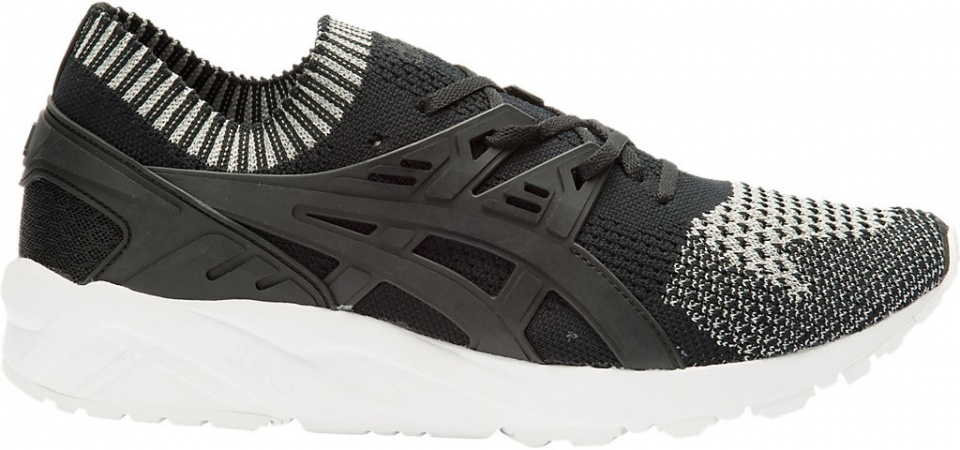 ASICS sneakers Gel Kayano Trainer Knit heren zwart-wit maat 37