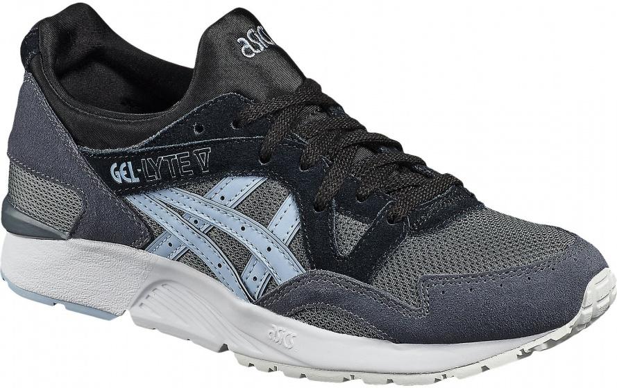 Chaussures De Sport Asics Gel Lyte MesFemmes V De Bleu Taille 37.5 niueT2