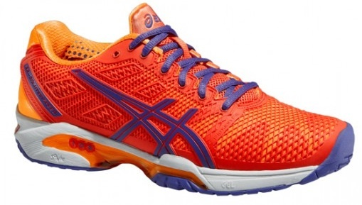 Asics Gel-Solution Speed 2 Dames Tennisschoen EU 39 US 7,5