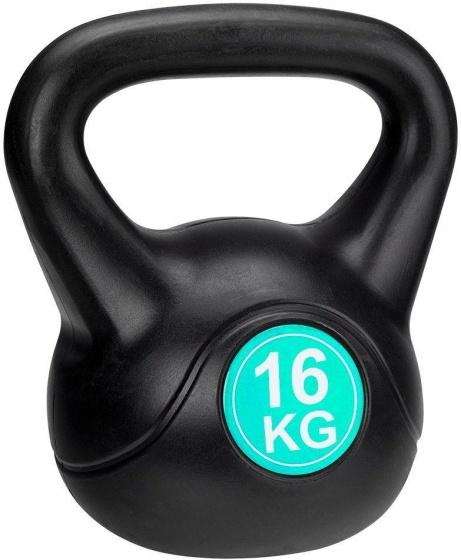 professionele kettlebells online kopen fitness webshop comavento kettlebell plastic cement 16 kg thumbnail