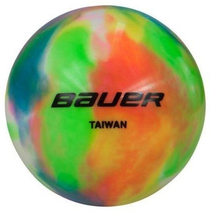 Bauer Streethockeybal 65 mm multicolor