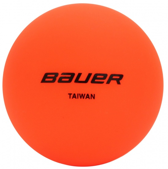 Bauer Streethockeybal warm weather oranje