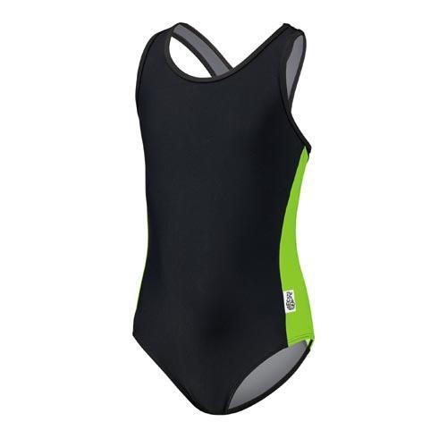 Beco badpak Sealife SPF 50+ polyamide groen/zwart maat 116