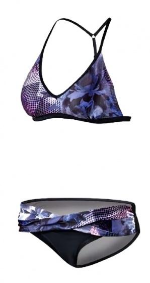 Beco bikini B cup dames polyester zwart maat 40